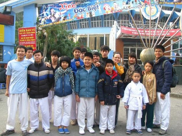 Việt Nhật Karatedo Club - Run for Children - Chạy vì trẻ em - Terry Fox